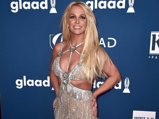 Oops She Did It Again. Britney Continues To Go Wild On Instagram.