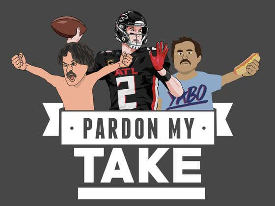 PMT: Falcons QB Matt Ryan, We Get Mad At A List, + Guys On Chicks