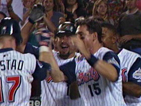 On This Date in Sports 6/25/2000: Darin Erstad Bookends Twins