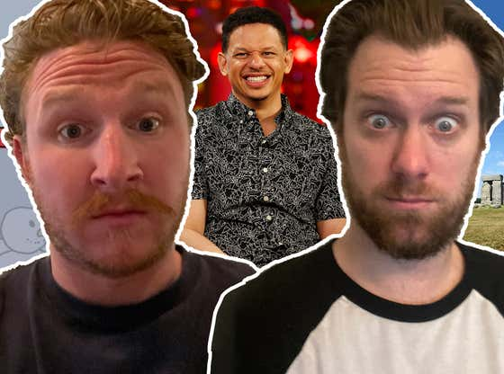 KFC Radio: Eric Andre, Polly Feitelberg's Debut, Dave Portnoy May Buy the Mets, and Randonauts