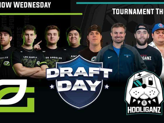 """Introducing """"Draft Day""""- Barstool's Esports Tournament w/ Optic Gaming Featuring Pro's, Celebs, And Athletes - DRAFT TONIGHT 9 PM"""