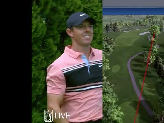 The Line Rory Just Took Off The Ninth Tee At The Travelers Is Laugh Out Loud Funny