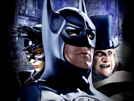 Does 'Batman Returns' With Penguin & Catwoman Still Hold Up?