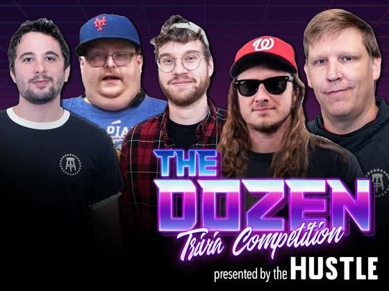 Jaw-Dropping Slugfest Trivia Rematch (The Dozen: Episode 021, Presented by The Hustle)