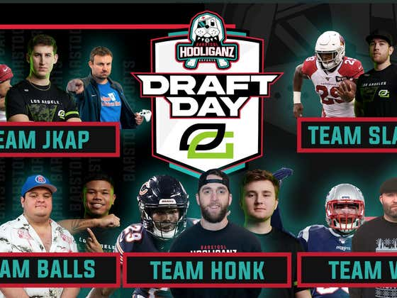 """The HooliganZ x Optic """"Draft Day"""" Draft Occurred Last Night And Some Interesting Things That Went Down"""