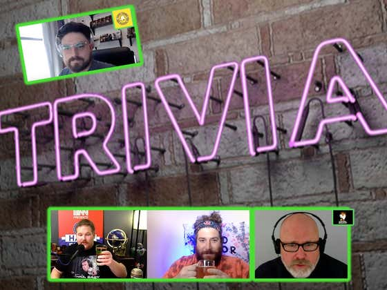 Full Breakfast Trivia With Special Guests HardFactor Mark and HardFactor Will