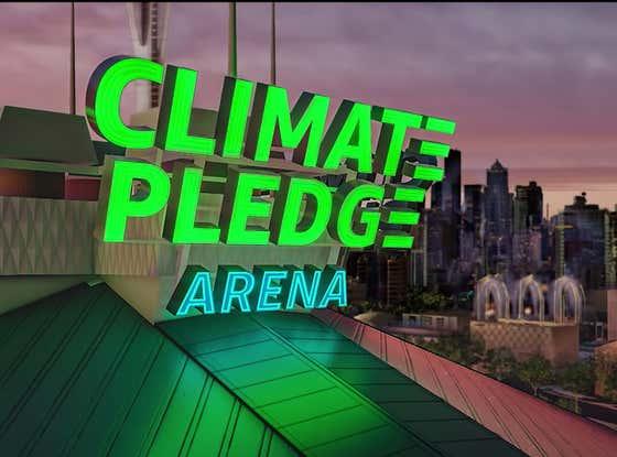 "Fucking Bezos With His Fake Ass Philanthropy Naming The New Seattle Stadium ""Climate Pledge Arena"""