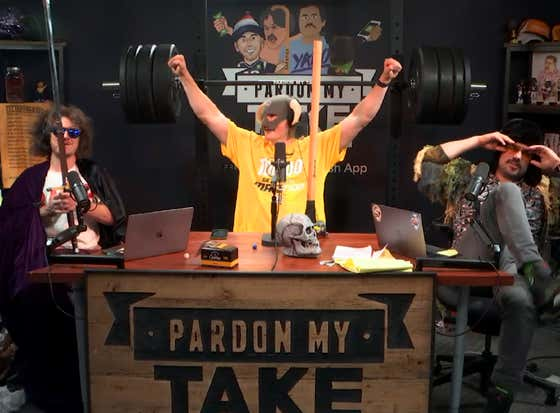 PMT 7-1: Mega Dungeons & Dragons and Stephen A Smith Is Horny Again