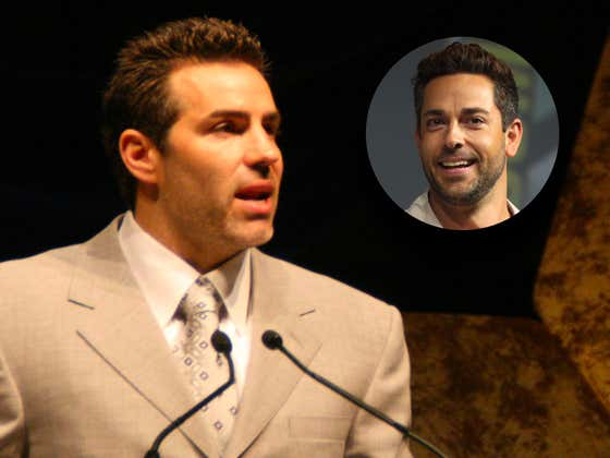 Zachary Levi Has Been Cast As Kurt Warner In An Upcoming Biopic