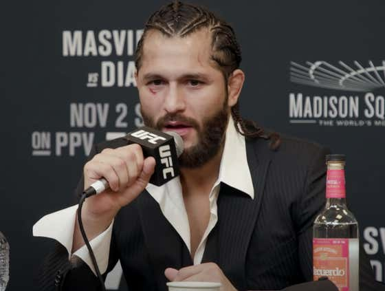 [UPDATED] Holy Shit, It Looks Like Jorge Masvidal May Actually Be Stepping In To Fight Kamaru Usman On Saturday