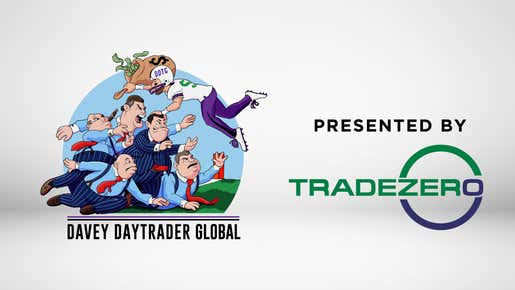 Davey Day Trader presented by TradeZero - July 6, 2020