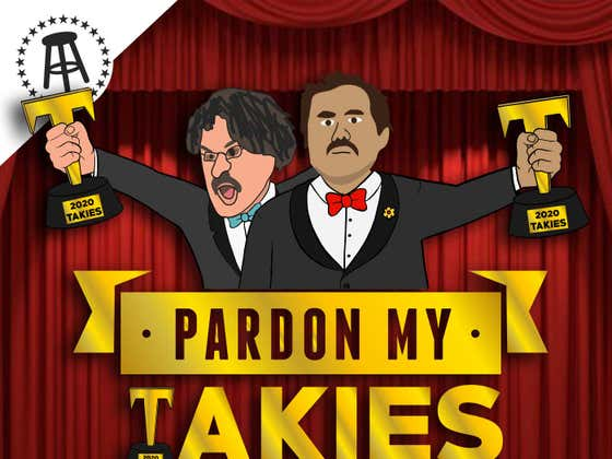 PMT: The 2020 Takie Awards Featuring Blake Griffin, Blake Koepka & Blake Bortles