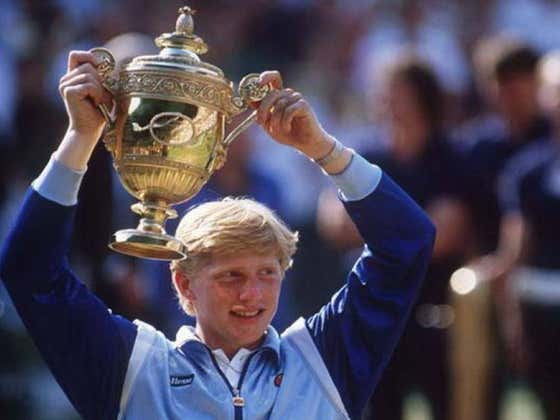 On This Date in Sports July 7, 1985: Teen Wins Wimbledon