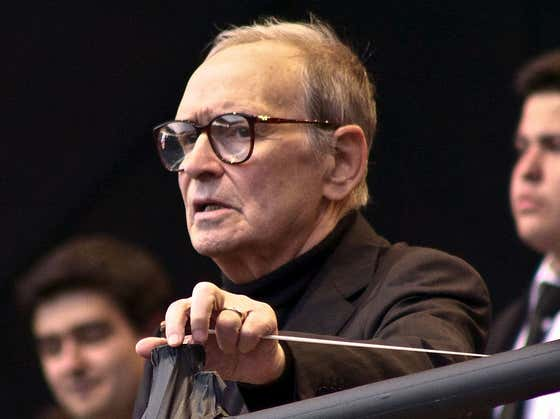 Legendary Composer Ennio Morricone Has Passed Away