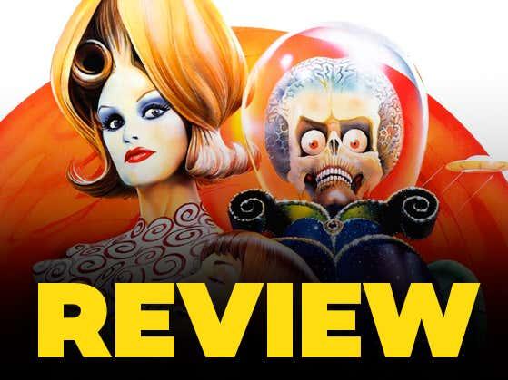 "A Retroactive Review Of Tim Burton's 'Mars Attacks!"""