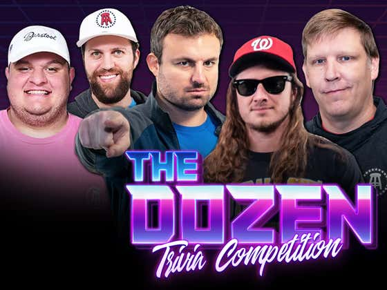 Rivalry Week Begins As Past Cheating Allegations Put To Bed (The Dozen: Episode 023)