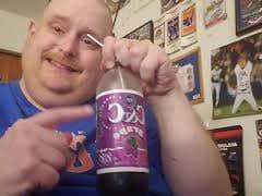 Tank's Taste Test C&C Grape Soda