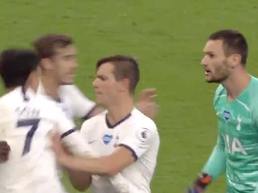 Tottenham Players Had To Be Separated From Fighting Each Other On The Field During A Game, Manager Calls The Fight 'Beautiful'