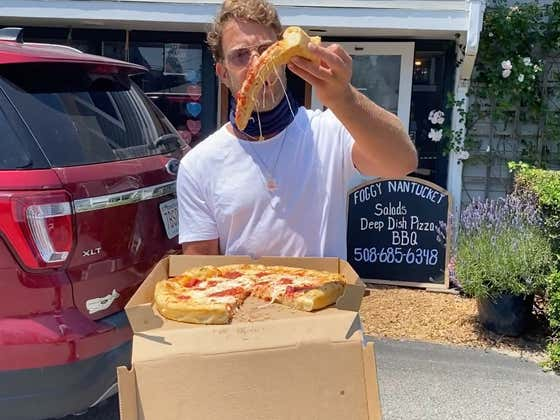 Barstool Pizza Review - Foggy Nantucket Presented by Owen's Mixers