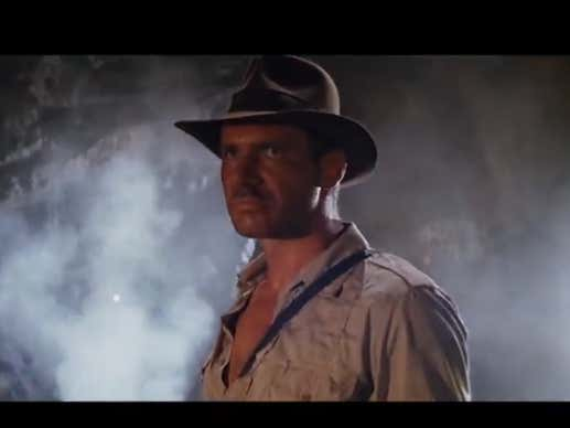 Wake Up With the Honest Trailer to the Indiana Jones Trilogy