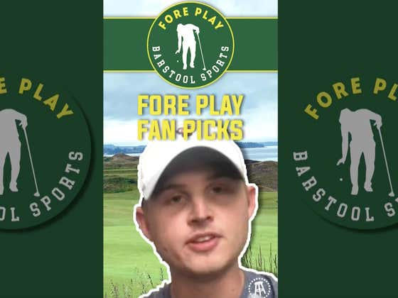 Fore Play Fan Picks: Workday Charity Open