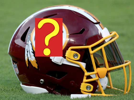 The New Redskins Name Will Not Use Native American Imagery, But They Will Keep The Burgundy And Gold