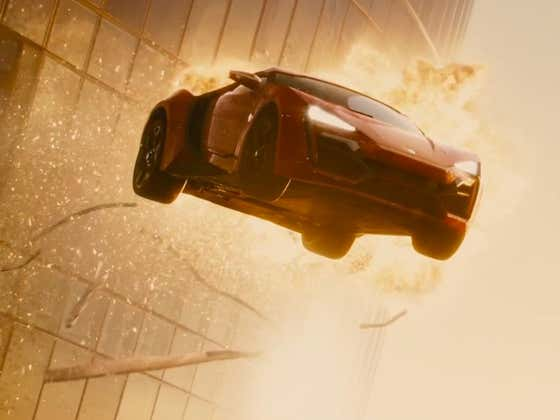 The Fast & Furious Franchise Is (Maybe) Going To Space