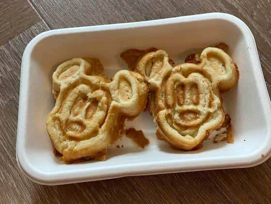 The NBA Finally Got Its Shit Together and Gave the Players Mickey Waffles