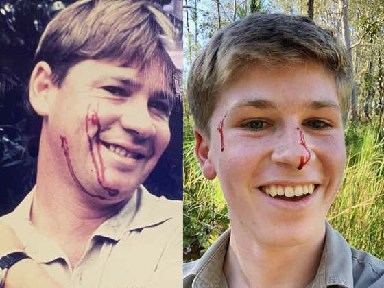 Steve Irwin's Son Robert Is Just Like His Dad In Every Way And It's So Awesome