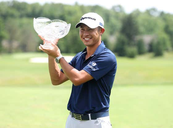 Collin Morikawa Beats Justin Thomas In A Playoff At The Workday Charity Open For His 2nd PGA Tour Victory