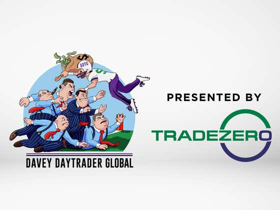 Davey Day Trader at the Closing Bell presented by TradeZero - July 14, 2020