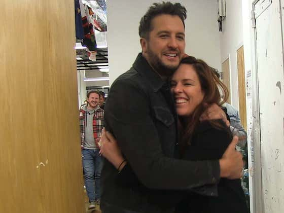 PMT: Luke Bryan, Woj Suspended, + Soup Tube Is The Greatest Invention Ever