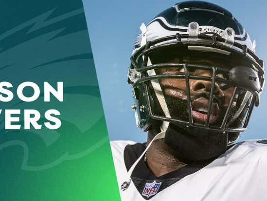 Eagles Bring Back Future HOF Tackle Jason Peters For Another One-Year Dance