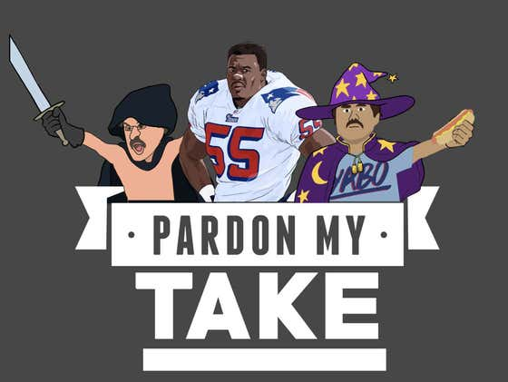 PMT: 3X SB Champ Willie McGinest, Dungeons And Dragons + We Kill Billy