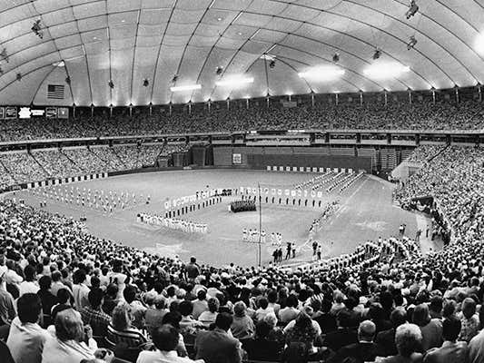 On This Date in Sports July 16, 1985: All-Stars at the Metrodome