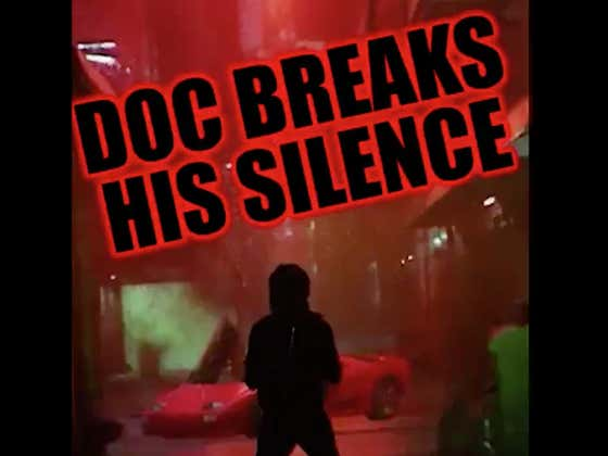 So...What Is Happening With Dr. Disrespect?