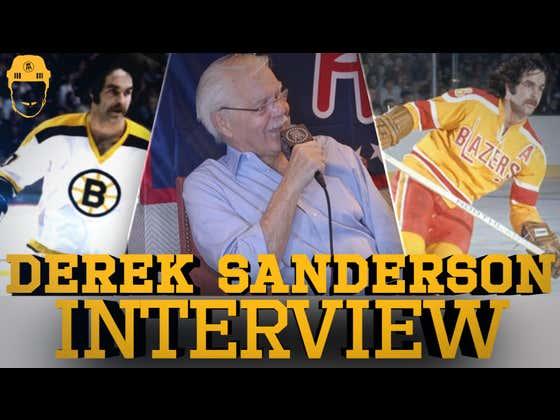 Spittin' Chiclets Interviews Hockey Legend Derek Sanderson - Full Interview