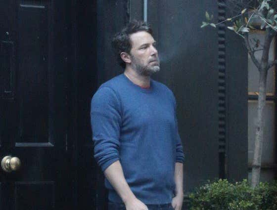 """The Filming Of """"Gone Girl"""" Got Shut Down For FOUR DAYS Because Ben Affleck Refused To Wear A Yankees Hat"""