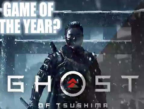 Is 'Ghosts Of Tsushima' Already In Contention For Video Game Of The Year?