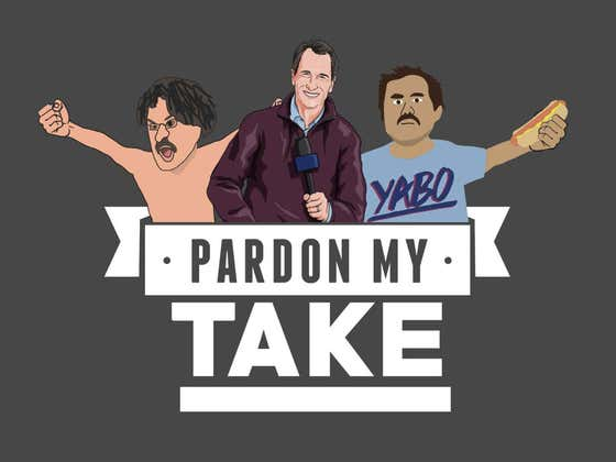 PMT: Cris Collinsworth, Sports Are Back (This Week) + Zuckerberg's Ass Implants