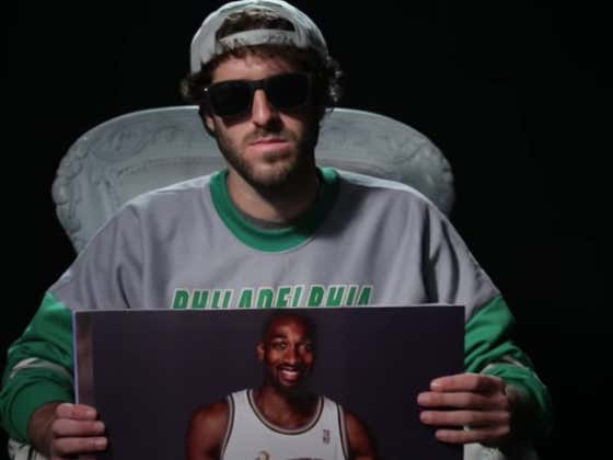 Wake Up With Lil Dicky's 'Sports'