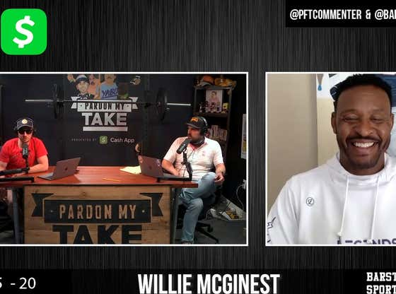 PMT: 3X SB Champ Willie McGinest, Dungeons And Dragons And We Kill Billy