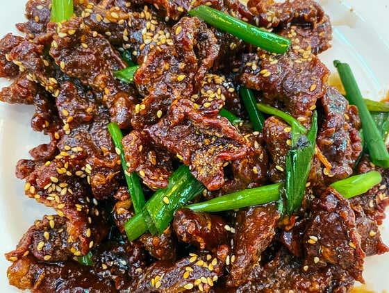 Mongolian Beef | The Quarantine Cook
