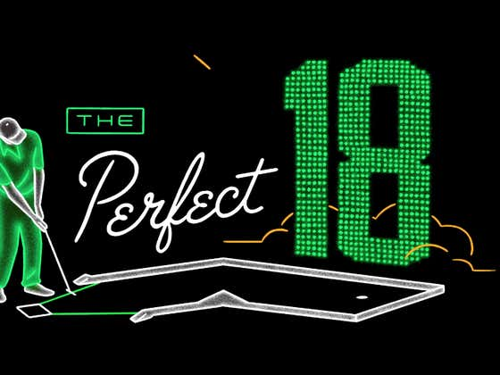 Wake Up With 'The Perfect 18'
