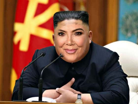 """Kanye Claims He's Been Trying To Get A Divorce, That Kim Cheated On Him With Meek Mill, And Calls Kris Jenner """"Kris Jong-Un"""""""