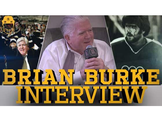Spittin' Chiclets Interviews Brian Burke - Full Video Interview
