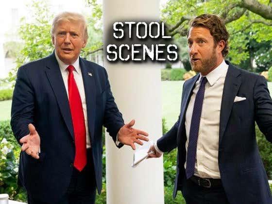 Stool Scenes 268 - The Pres & El Pres