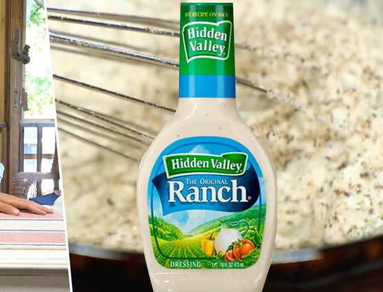 Homemade Ranch Dressing | The Quarantine Cook