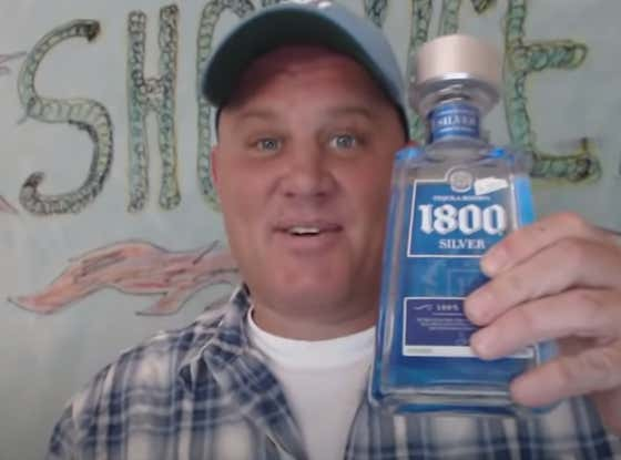 In Honor Of National Tequila Day, Here's The Legendary Shoe Nice Chugging An Entire Bottle Of 1800 On Camera