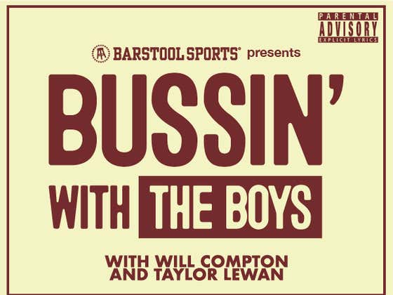 Bussin' With The Boys - Derrick Henry II